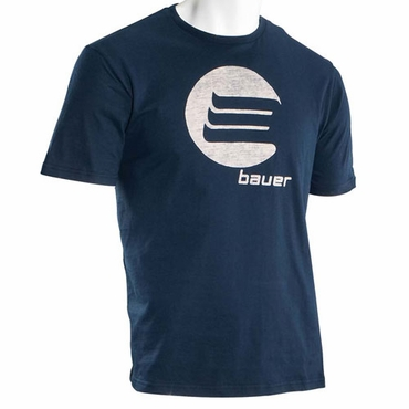 Bauer Inside Print Senior Short Sleeve Hockey Shirt
