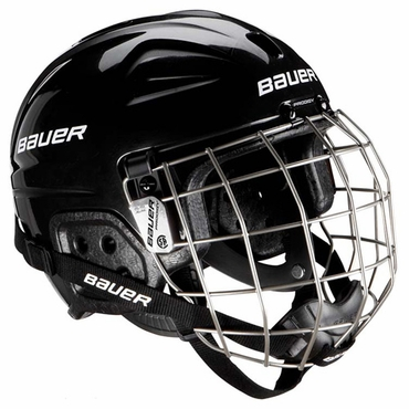 Bauer Lil Sport Hockey Helmet w/Cage - Youth