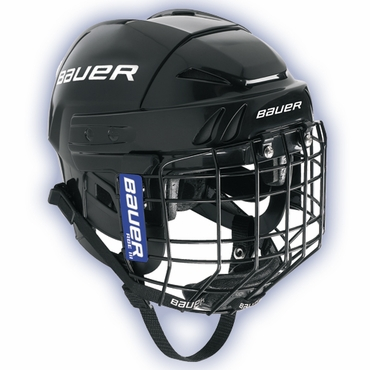 Bauer M104 Youth Hockey Helmet w/Cage