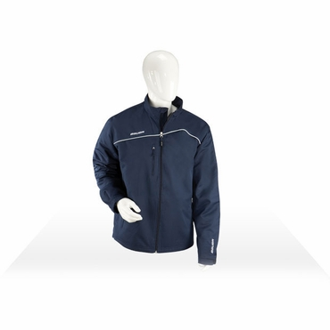 Bauer Midweight Hockey Warm Up Jacket - Senior