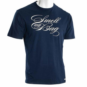 Bauer My Bag Still Smells Senior Short Sleeve Hockey Shirt