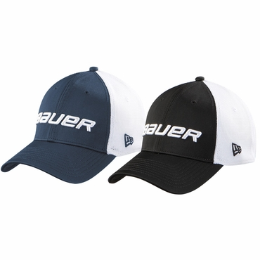 Bauer New Era 39Thirty Senior Hockey Mesh Hat