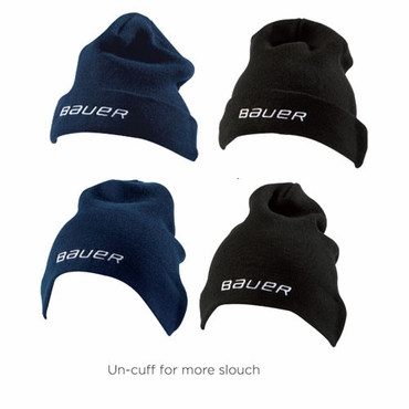 Bauer New Era Team Senior Rib Knit Hockey Beanie