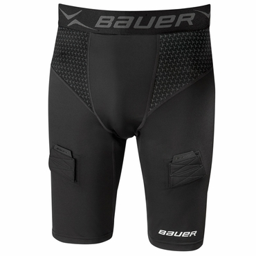 Bauer Next Generation Premium Compression Jock Shorts - Senior