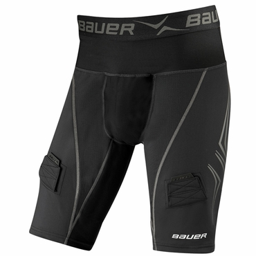 Bauer Next Generation Premium LockJock Jock Shorts - Senior