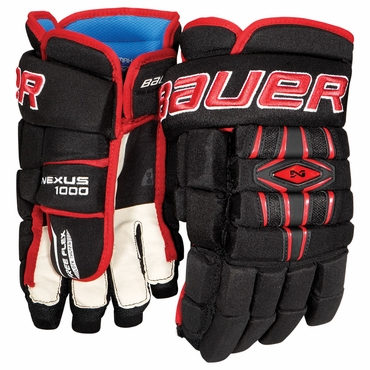 Bauer Nexus 1000 Hockey Gloves - Senior