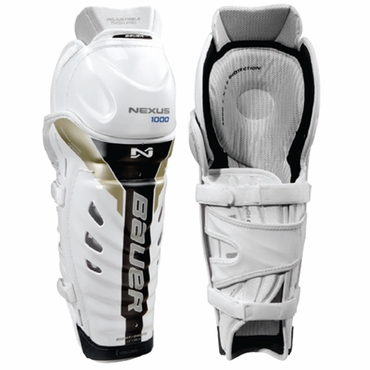Bauer Nexus 1000 Senior Hockey Shin Guards