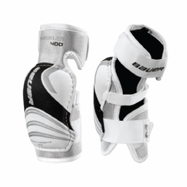 Bauer Nexus 400 Junior Hockey Elbow Pads