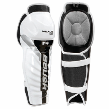 Bauer Nexus 400 Junior Hockey Shin Guards