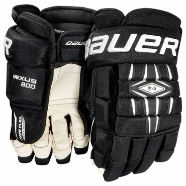 Bauer Nexus 800 Hockey Gloves - Junior