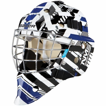 Bauer NME 3 Senior Hockey Goalie Mask - Matrix Toronto