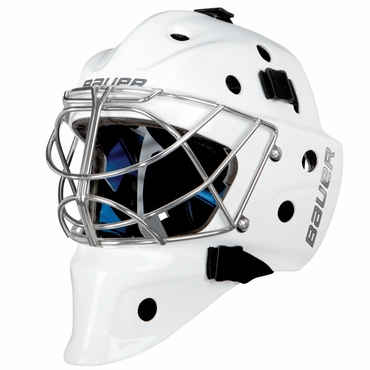 Bauer NME 8 Non-Certified Hockey Goalie Mask - Senior