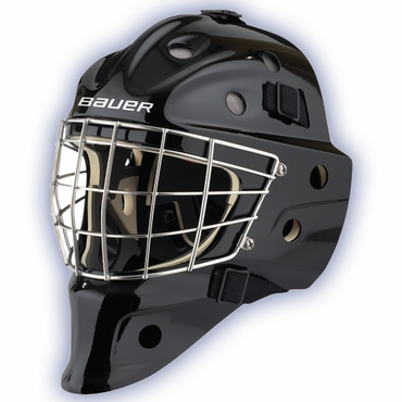 Bauer NME 9 Pro Titanium Senior Hockey Goalie Mask