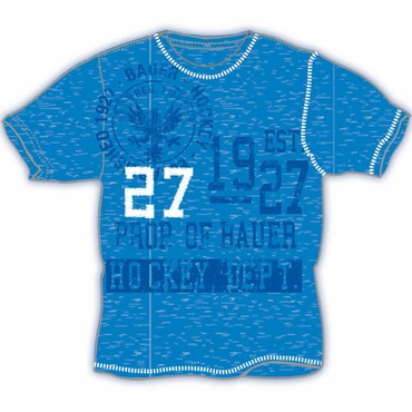Bauer Panel 27 Senior Short Sleeve Hockey Shirt
