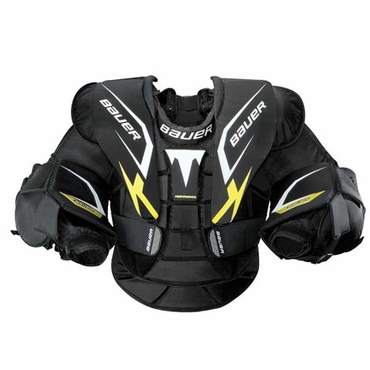 Bauer Performance Junior Hockey Goalie Chest & Arm Protector - 2010