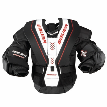 Bauer PERFORMANCE Senior Hockey Goalie Chest and Arm Protector