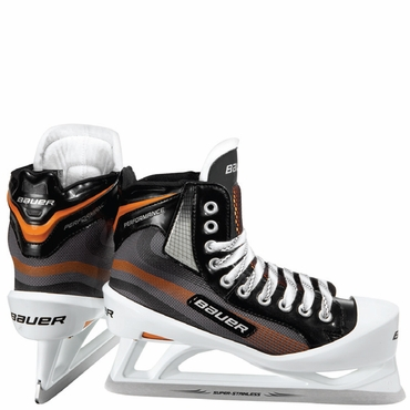 Bauer PERFORMANCE Senior Ice Hockey Goalie Skates