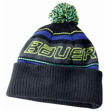 Bauer Pom Pom Junior Hockey Beanie - 2010