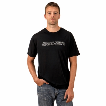 Bauer Pre-Game Senior Hockey Short Sleeve Shirt