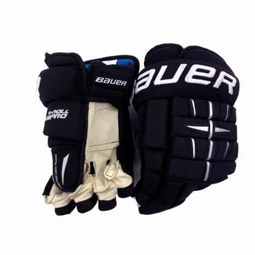 Bauer 4-Roll Hockey Gloves - Senior
