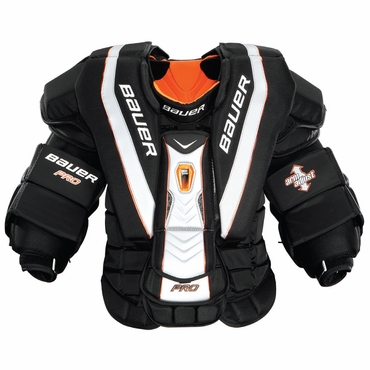 Bauer PRO Senior Hockey Goalie Chest and Arm Protector