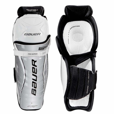 Bauer Pro Series Senior Hockey Shin Guards