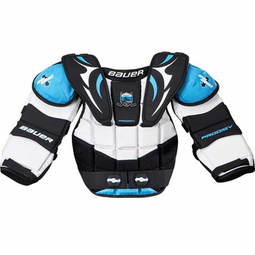 Bauer Prodigy Youth Hockey Goalie Chest & Arm Protector - 2012