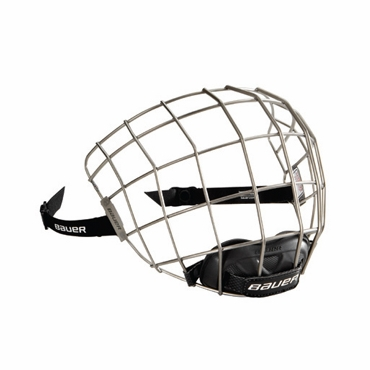 Bauer RE-AKT Titanium Hockey Facemask