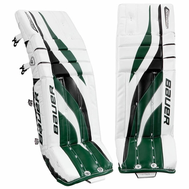 Bauer Reactor 2000 Senior Hockey Goalie Leg Pads