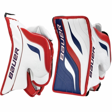 Bauer Reactor 4000 Intermediate Hockey Goalie Blocker