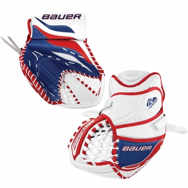 Bauer Reactor 4000 Intermediate Hockey Goalie Catcher