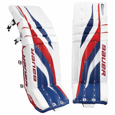 Bauer Reactor 4000 Intermediate Hockey Goalie Leg Pads