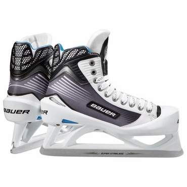 Bauer Reactor 4000 Goalie Ice Hockey Skates - Junior