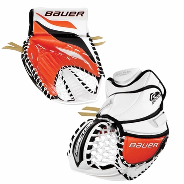 Bauer Reactor 6000 Senior Hockey Goalie Catcher