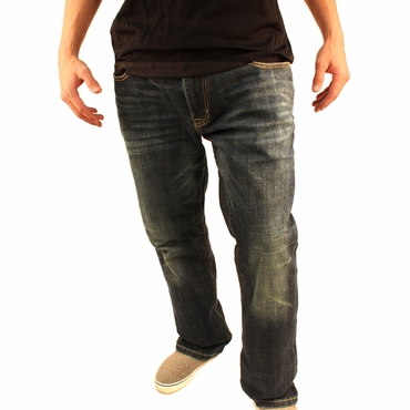 Bauer Relaxed Fit Jeans - Tinted Wash