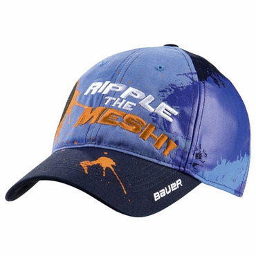 Bauer Ripple The Mesh Junior Adjustable Hockey Hat - 2010