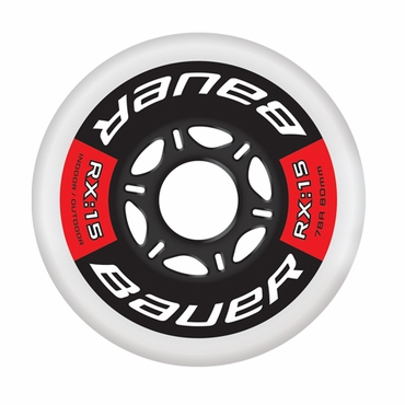 Bauer RX:15 Multi-Surface Inline Hockey Wheels