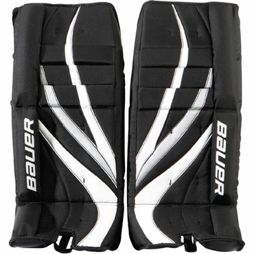 Bauer RX Street Junior Hockey Goalie Leg Pads - 2013