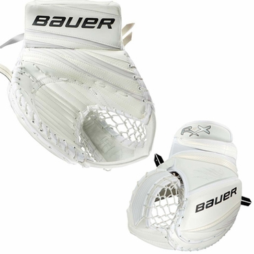 Bauer RX10 Limited Edition Senior Hockey Goalie Catcher