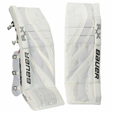 Bauer RX10 Limited Edition Senior Hockey Goalie Leg Pads