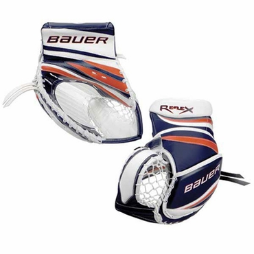 Bauer RX10 Re-Flex Senior Hockey Goalie Catcher