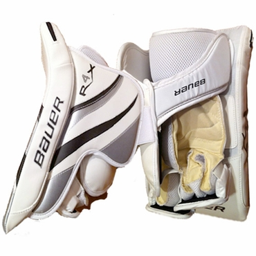 Bauer RX4 Junior Hockey Goalie Blocker