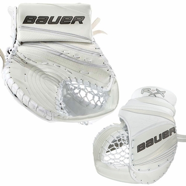 Bauer RX6 Limited Edition Junior Hockey Goalie Catcher