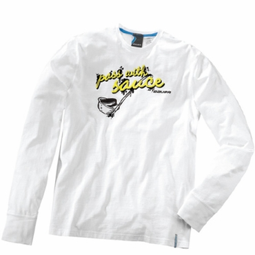 Bauer Sauce Senior Long Sleeve Hockey Shirt - 2010