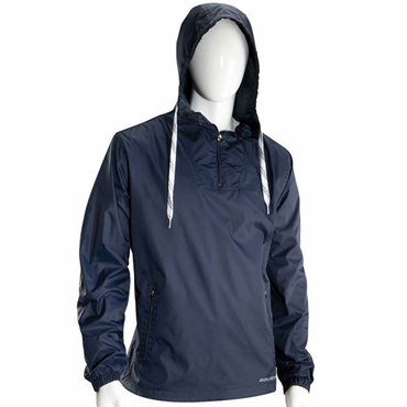 Bauer Senior Hooded Pullover Hockey Wind Jacket