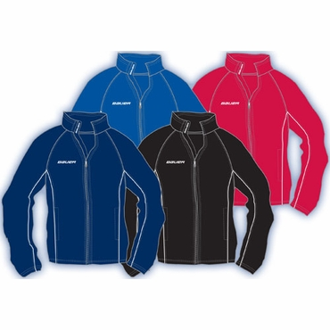 Bauer Warm Up Hockey Jacket - Senior