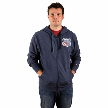 Bauer Shield Full Zip Hockey Hoodie - Senior