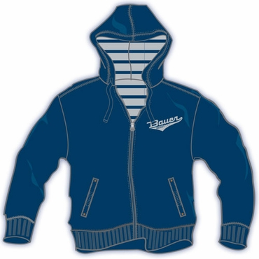 Bauer Stripe Lined Senior Hockey Hoodie