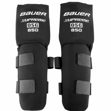 Bauer Supreme 850 Referee Hockey Shin Guards
