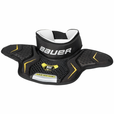 Bauer Supreme Hockey Goalie Neck Guard - Junior